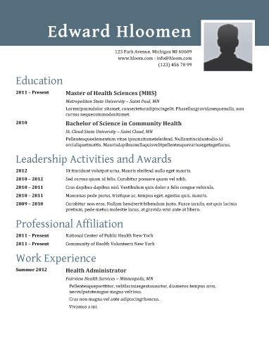 Resume Template Hloom by Steely Free Resume Template By Hloom Stuff To Buy