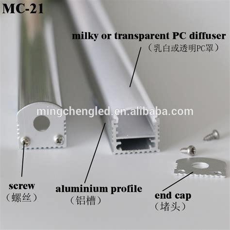 led heat sink bar aluminum profile for led led light bar led heat