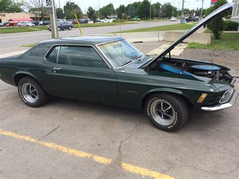 mustang conversions ontario classic mustang and pony car repair for