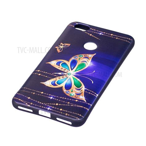 Pattern Rainbow Casing Redmi Note embossed pattern tpu mobile phone for xiaomi redmi