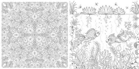 secret garden colouring book best price secret garden an inky treasure hunt and coloring book in