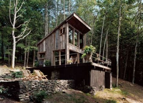 Shed Roof Cabin by Hey Shed Roof Again Cabin Ideas