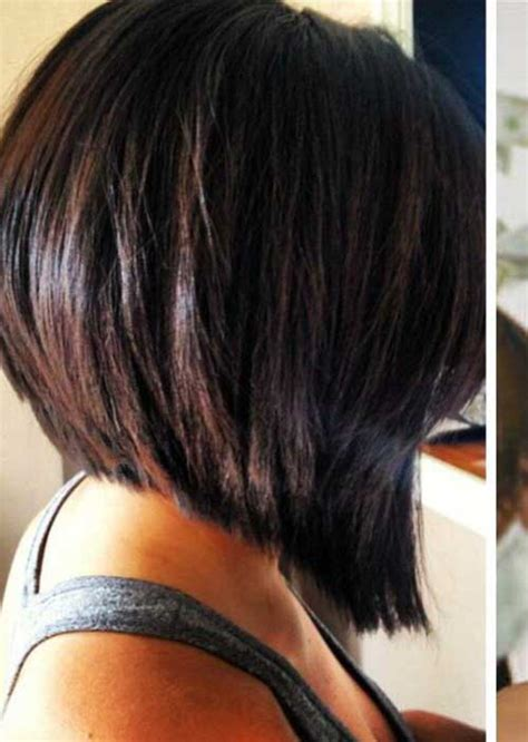 shoulder length inverted bob haircut over 50 20 inverted bob back view bob hairstyles 2017 short