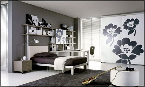 black and white bedroom designs for teenage girls home kizzen girls bedroom ideas