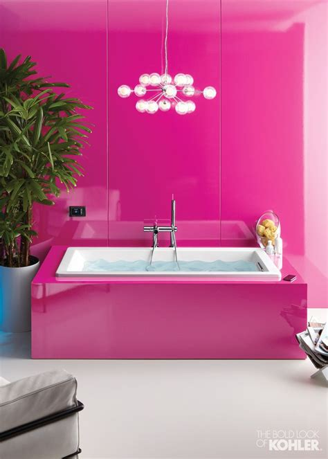 hot pink bathroom 17 best ideas about pink bathroom decor on pinterest