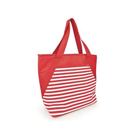 imagenes de neveras rojas bolsa nevera isot 233 rmica para playa rayas rojas y blancas iris