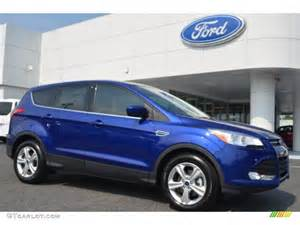 2016 impact blue metallic ford escape se 106426083