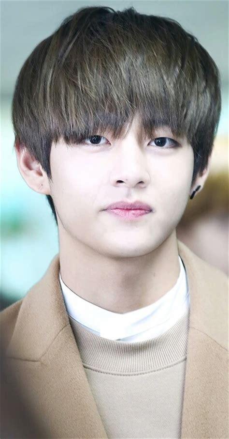 kim taehyung handsome bts handsome v kim taehyung image 3508193 by