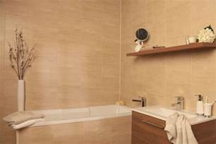 swish marbrex sandstone tile effect sle bathroom