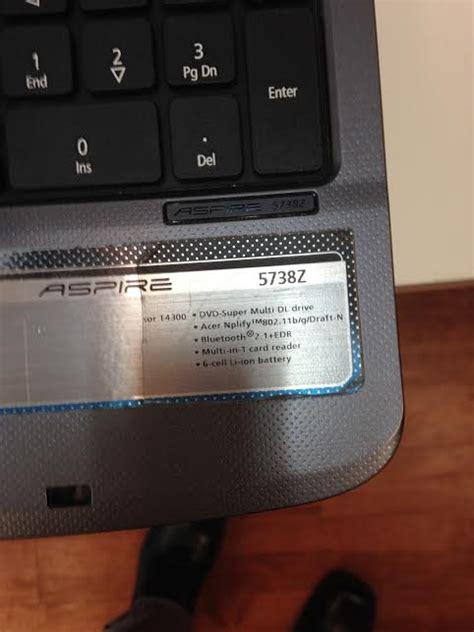 Hardisk Acer Aspire 4738z laptop dc repair toronto