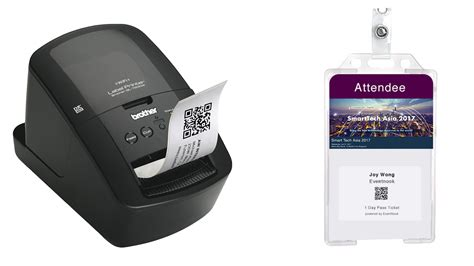 Printer Name Tag eventnook which name badge printer should i use for my