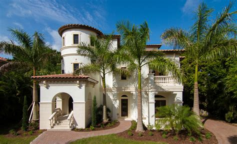 longboat key custom home cannon homes