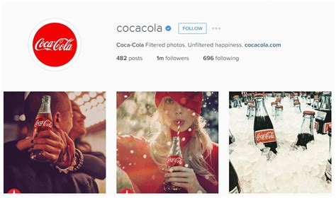 si鑒e social coca cola 10 social media branding strategies sprout social