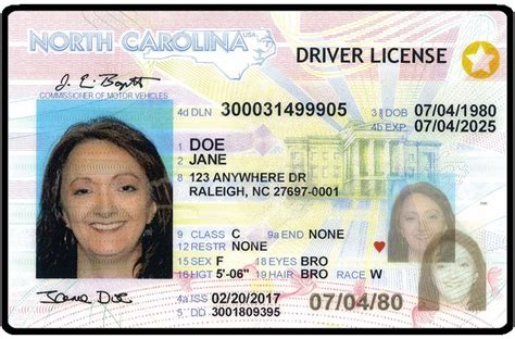 north carolina to offer real id licenses and id cards