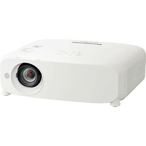 Proyektor Wxga panasonic pt vw535nu wxga lcd projector pt vw535nu b h photo