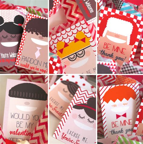 cool valentines gifts cool s day printables a owl