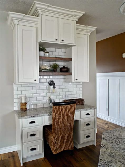 small kitchen desk ideas feature friday tda decorating designs southern