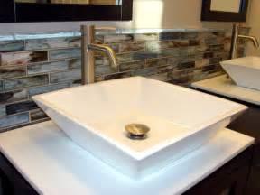 bathroom tile backsplash sumi e glass backsplash modern tile other metro by