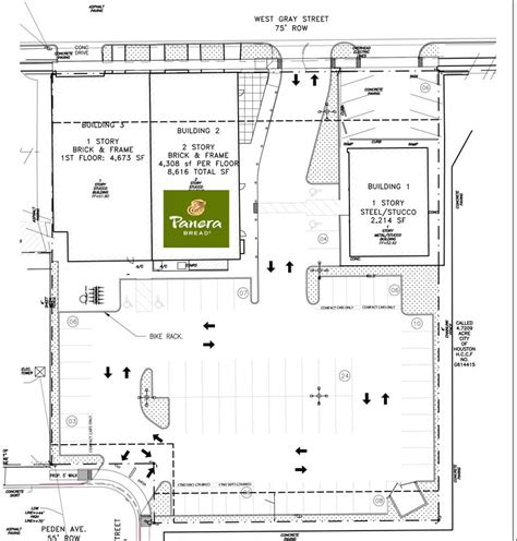 Nail Salon Floor Plan by Braun To Fold Panera Bread Into Its River Oaks Collection