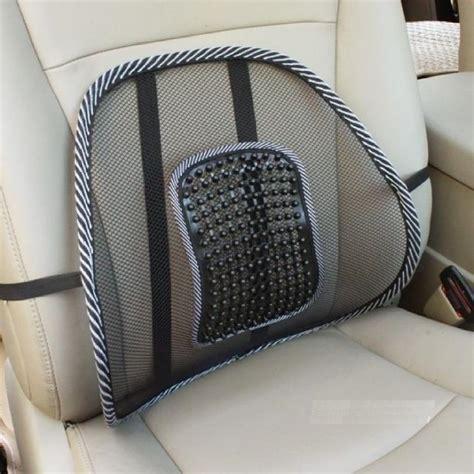 car seat mesh lumbar back brace support cushion kawachi brg car seat chair back lumbar support