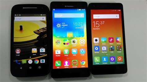 Lenovo A6000 Plus Vs Xiaomi Redmi 2 lenovo a6000 plus vs moto e 2nd vs xiaomi redmi 2 best sub 8000 smartphone