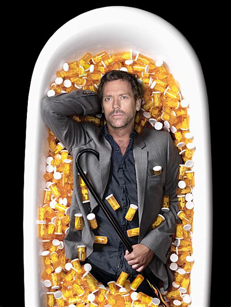 how did dr house hurt his leg house medical genius and opiate addict cobbers on the brain