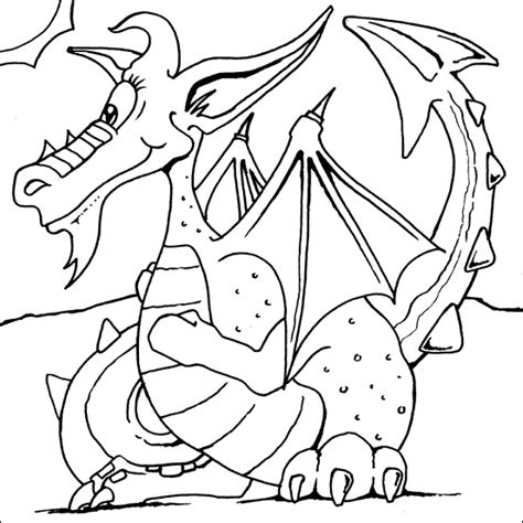 dragon coloring pages pdf dragon coloring pages free printable pictures coloring