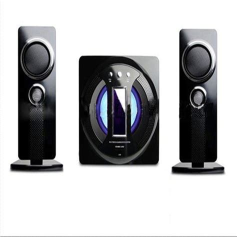 2 1 home theater speaker system guangzhou chuanghong