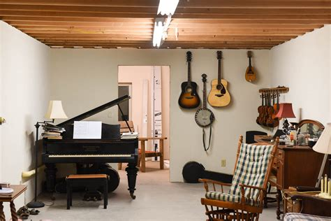 Modern Ceilings cool music room ideas for your hobbies