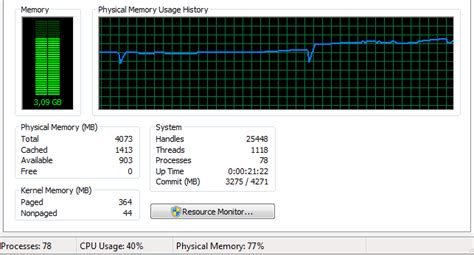 what happens if i clear ram on my phone windows 7 drive constantly reading 25 mb s user
