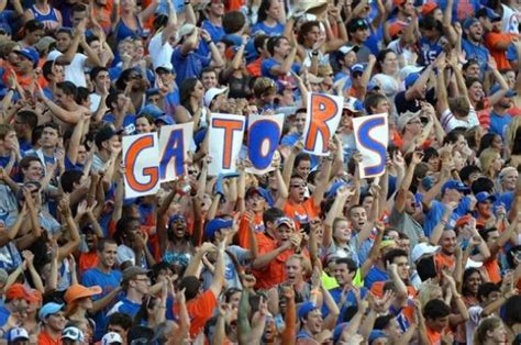 florida gators fan 10 facts florida gator fans should