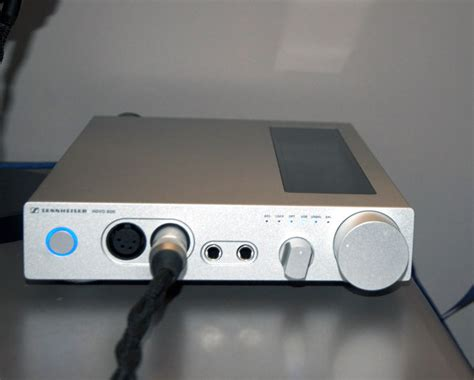 Sennheiser Hdvd 800 Headphone Lifier With Dac image gallery sennheiser