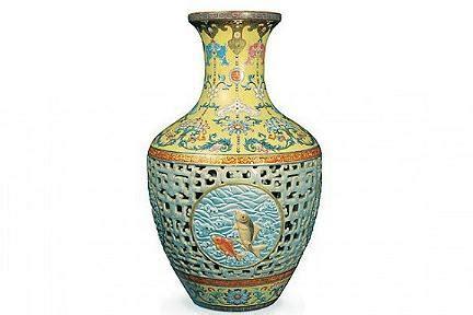vasi cinesi prezzi vaso cinese in porcellana venduto a 53 milioni di sterline