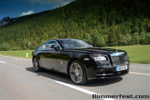 How Much Is A 2014 Rolls Royce 2014 Rolls Royce Wraith Bimmerfest
