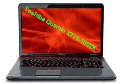 Harga Toshiba Qosmio X770 harga laptop toshiba dan variannya