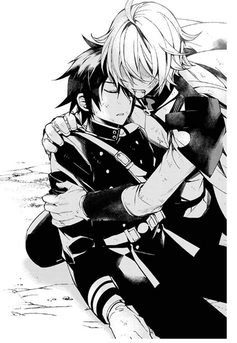 Kaos Fox Tomo Anime New by Owari No Seraph 35 1 Page 31 Read Owari No Seraph