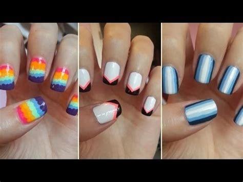 easy nail art for beginners 2 easy nail art for beginners 5 missjenfabulous video