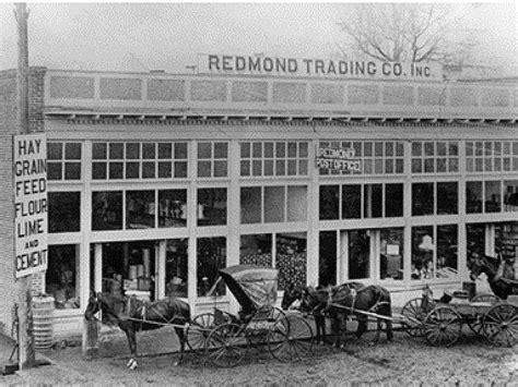 Of Redmond And history of redmond washington experience redmond