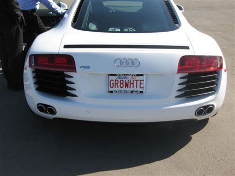 10 seriously cool vanity plates vanity plate audi and