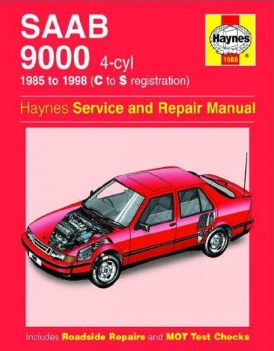 car repair manuals online pdf 1986 saab 9000 electronic valve timing saab 9000 1985 to 1998 haynes service and repair manual auto repair manual forum heavy