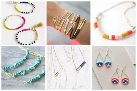 diy jewelry crafts 17 easy and creative diy jewelry projects for gift giving ideal me