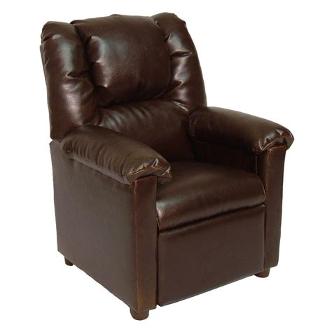 child recliner chairs brazil furniture lounger child recliner brown kids