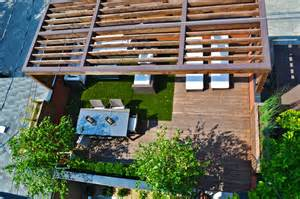 roof deck garden photos hgtv