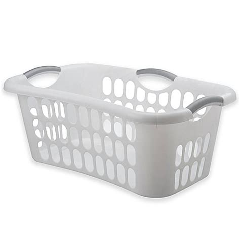 Hip Laundry Basket Bed Bath Beyond Bed Bath And Beyond Laundry