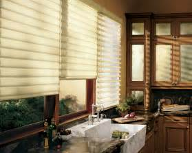 Kitchen Window Treatment Ideas by Kitchen Window Shades Viewing Gallery