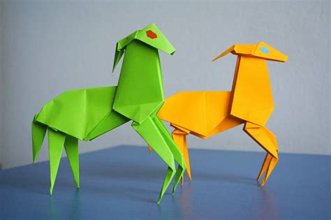 Japanese Folding Paper - origami amazing of paper folding most