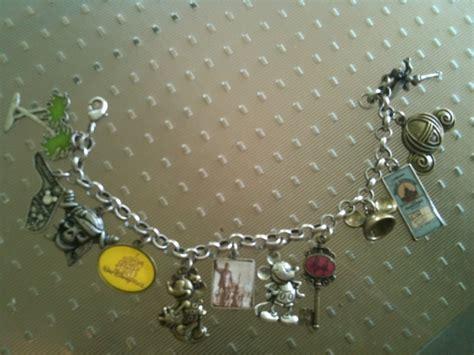 my new walt disney world charm bracelet adventures with