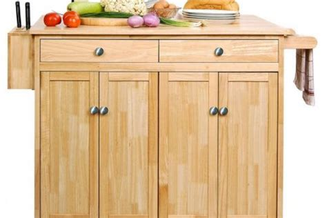 Unfinished Wood Kitchen Island Kitchen Traditional Portable Kitchen Island With Side Drop Leaf Kitchen Space Saving