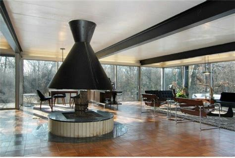 Circular Fireplace by Cool Fireplace House Fireplaces