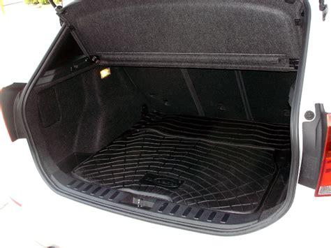 1 x 2 boot mat bmw x1 e84 estate rubber boot mat liner options bumper